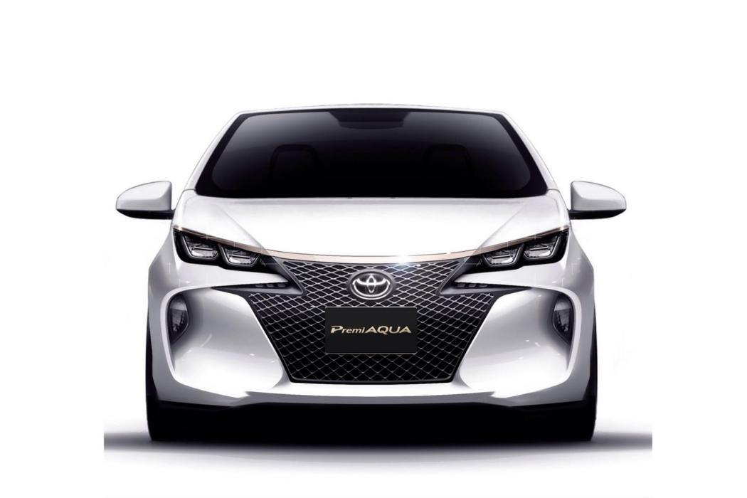 Toyota Premi Aqua, un nuevo híbrido en Tokio 2013