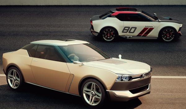 Nissan IDx Concept dos versiones