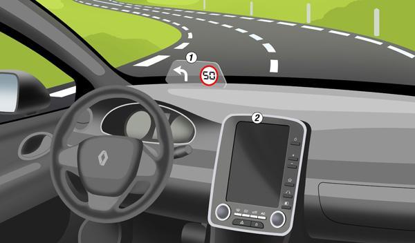 El interfaz con el conductor de los próximos modelos de Renault