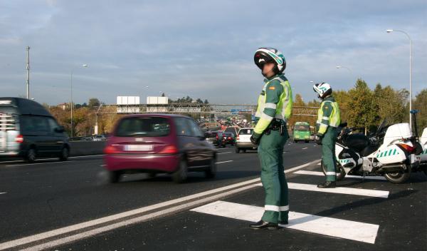 Agentes de la Guardia Civil denuncian acoso por no multar