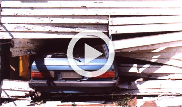 Cómo no salir de una plaza de aparcamiento