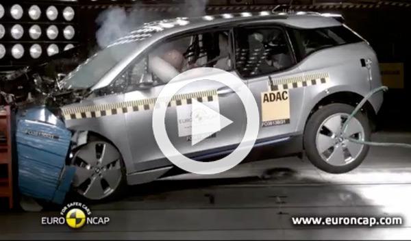 Resultados Euro NCAP: análisis de once modelos