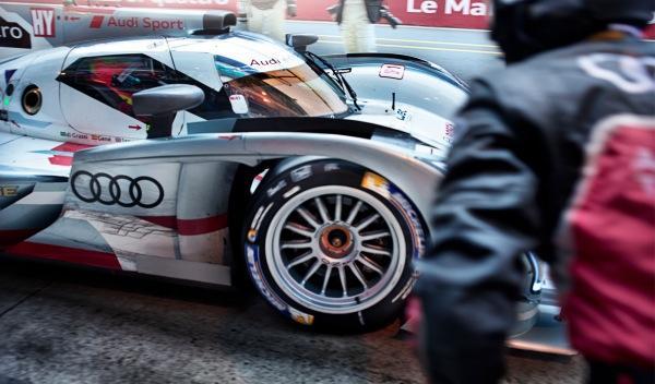 Le Mans: Cuestión de segundos