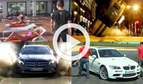Los 10 vídeos más vistos de AUTOBILD.ES en 2013