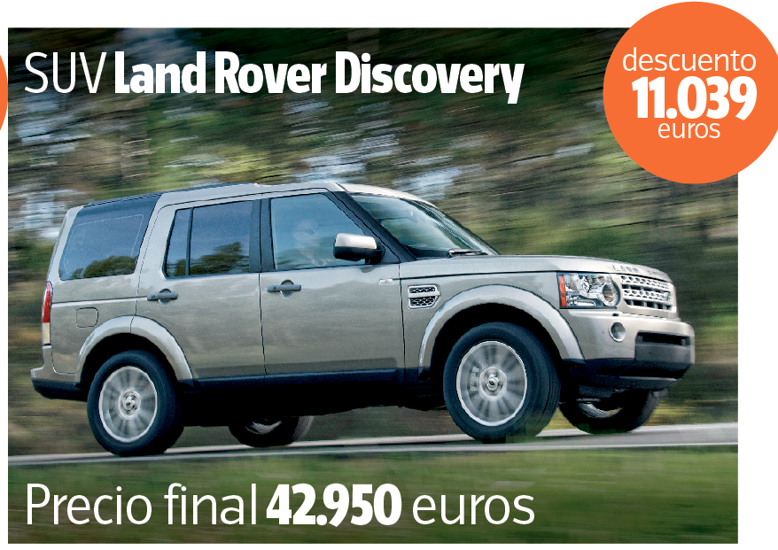 Land Rover Discovey