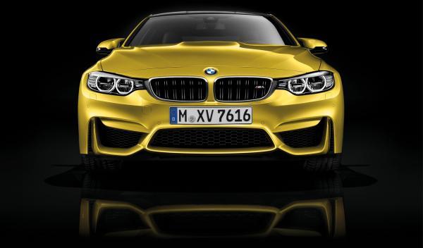 BMW M4 Coupé Salon de Detroit