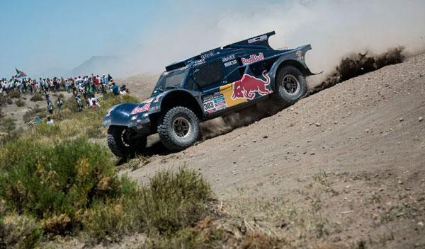 Rally Dakar 2014. Etapa 4: Carlos Sainz gana y ya es líder