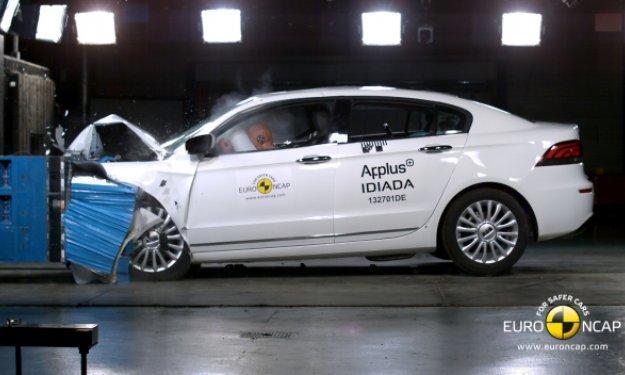 Los coches más seguros de 2013 según Euro NCAP