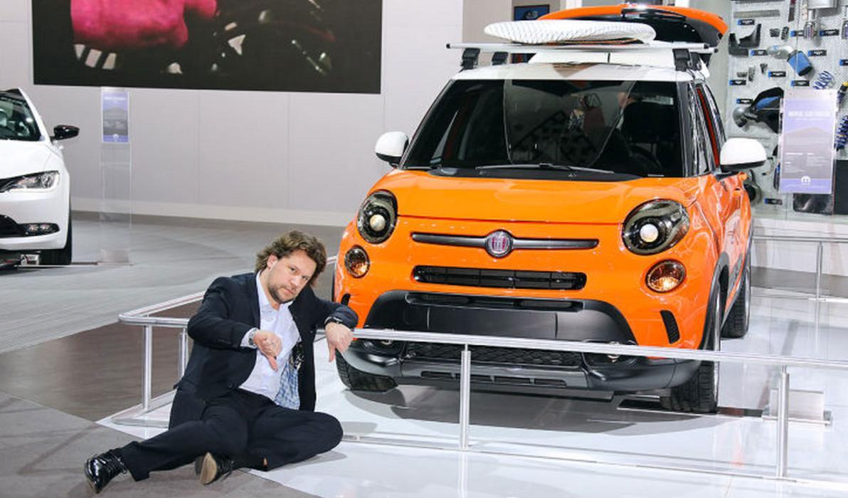 Fiat 500 L Thalassa