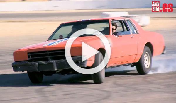 Dominic Cooper, en la escuela de drift de 'Need For Speed'