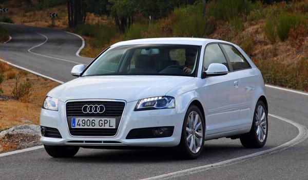 Nueva serie especial Audi A3 Genuine Edition