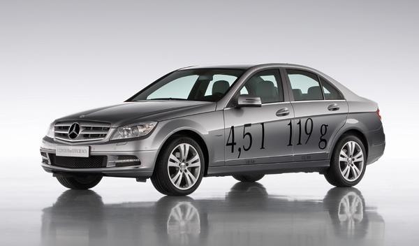 Los nuevos Mercedes Clase C, ahora más ecológicos