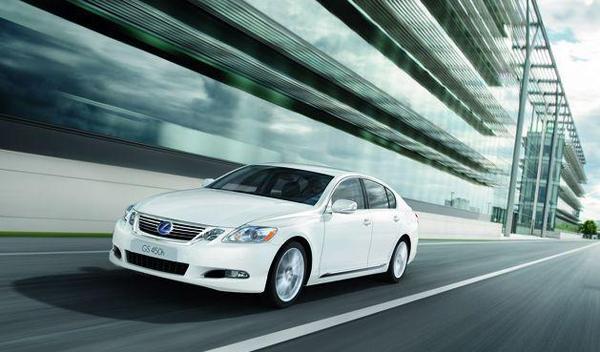 La gama GS, únicamente con tecnología 'Lexus Hybrid Drive'