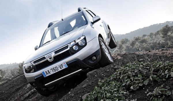 El Dacia Duster 4x4 recibe la etiqueta 'eco2' gracias al mo