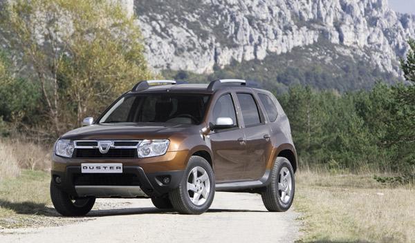 Fotos: Dacia entra en el segmento 4x4 con el nuevo Duster