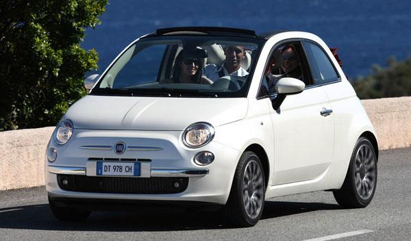 Fotos: Fiat 500C: un cabrio muy molón