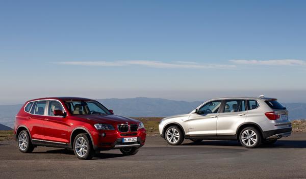 Fotos: Todas las novedades del BMW X3