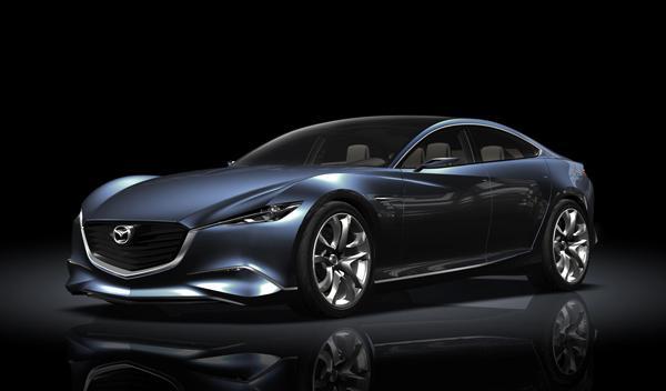 Fotos: Mazda Shinari: el alma del movimiento