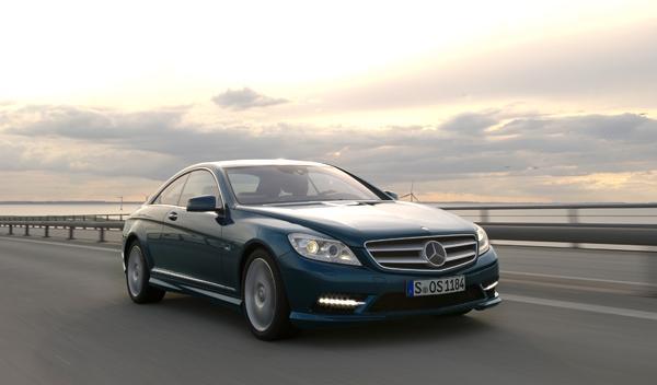 Fotos: Ya se conocen los precios del nuevo Mercedes CL