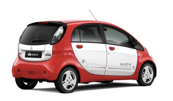 Fotos: El Mitsubishi i-MiEV europeo debutará en el Salón de