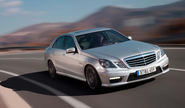 Fotos: AUTO BILD SPORTSCARS premia los Mercedes SLS AMG y E