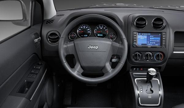 Fotos: El Jeep Compass incorpora el motor 2.2 CRD y la vers