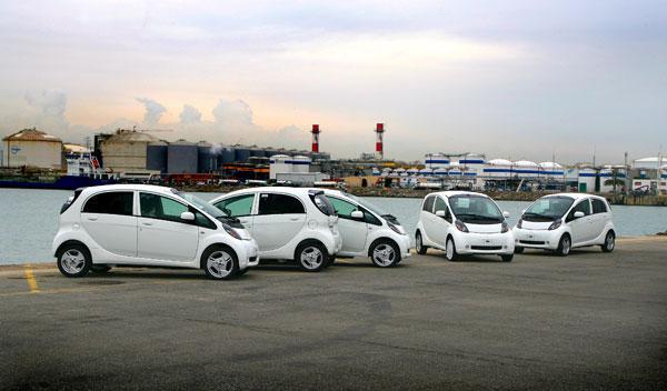 Fotos: El Mitsubishi i-MiEV europeo ya está en España