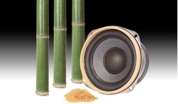 Fotos: Altavoces de bambú para el nuevo Lexus CT 200h