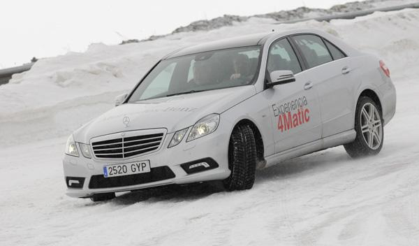 Fotos: Mercedes te enseña algunos trucos para conducir en l