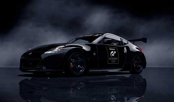 Nissan GT Academy PS3
