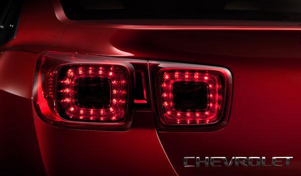 Estreno mundial del nuevo Chevrolet Malibu