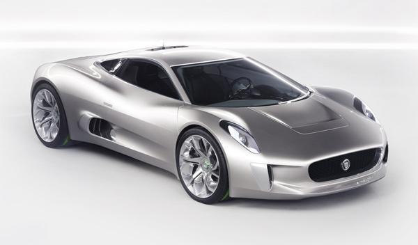 Jaguar confirma la producción del C-X75