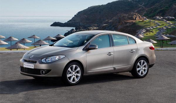 Renault lanza el Fluence en la India