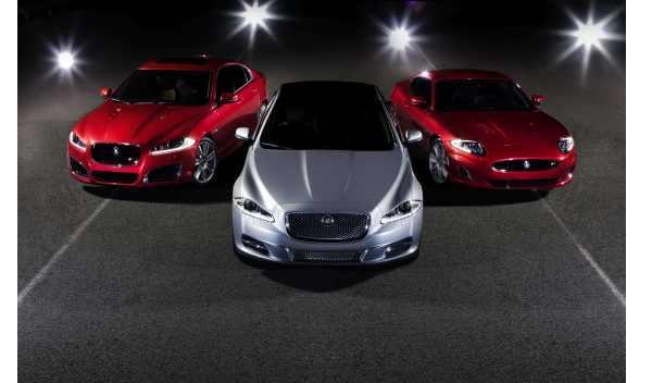 Nuevo Jaguar XF