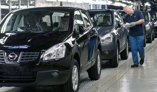 El nuevo Nissan Qashqai será inglés
