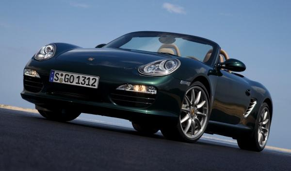 300.000 Porsche Boxster y Cayman