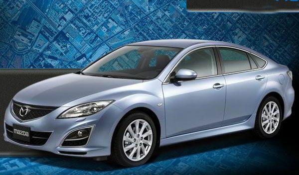 Mazda6 Kuyira: solo en Internet