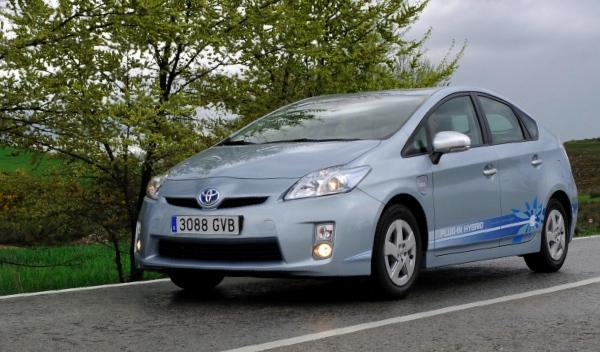 Toyota Prius Plug-In: lo veremos en el Salón de Frankurt