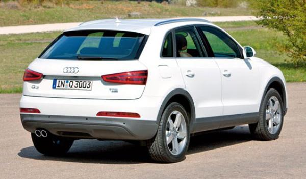 Menos vacaciones en Martorell por la producción del Audi Q3