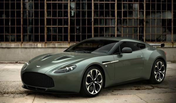 Aston Martin Zagato: confirmado para Frankfurt
