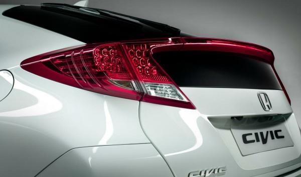 Nuevo Honda Civic a la venta en Europa en 2012
