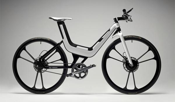 Ford E-Bike Concept, la electricidad en dos ruedas
