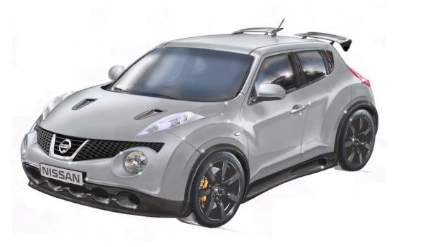 ¿Un super Nissan Juke de 480 CV?