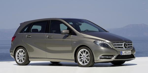 El Mercedes Clase B ya tiene precio: desde 26.100 euros
