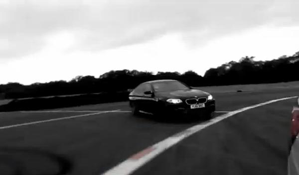 The Stig prueba el BMW M5