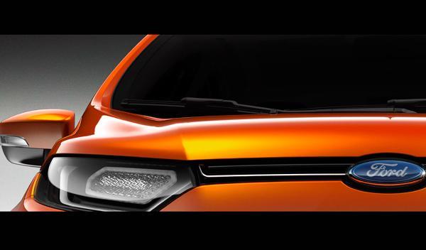 Ford presentará un SUV global en Nueva Delhi