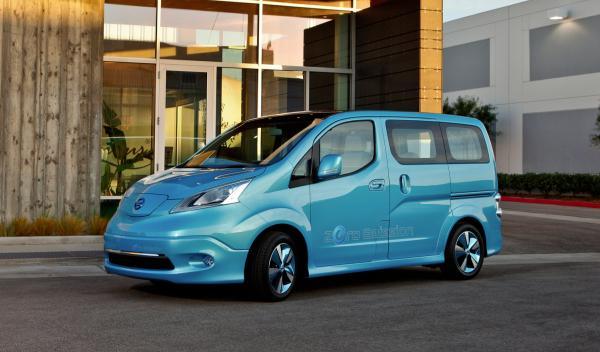 Nissan e-NV200 Concept