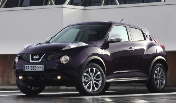 Nissan Juke Shiro frontal
