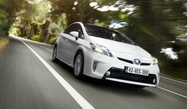 El Toyota Prius 2012 ya tiene precio