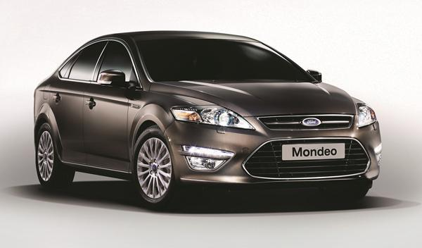 Ford Mondeo Limited Edition: mejor equipado